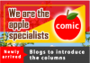 "The comic version of ""We are the apple specialists"" vol.3 is now released."